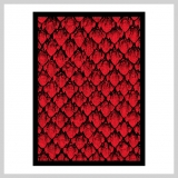 Obaly na karty 63 x 88 mm Dragonhide Red (Legion)