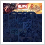 Marvel Champions: 1-4 Player Gamemat