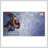 Marvel Champions: Captain America Gamemat