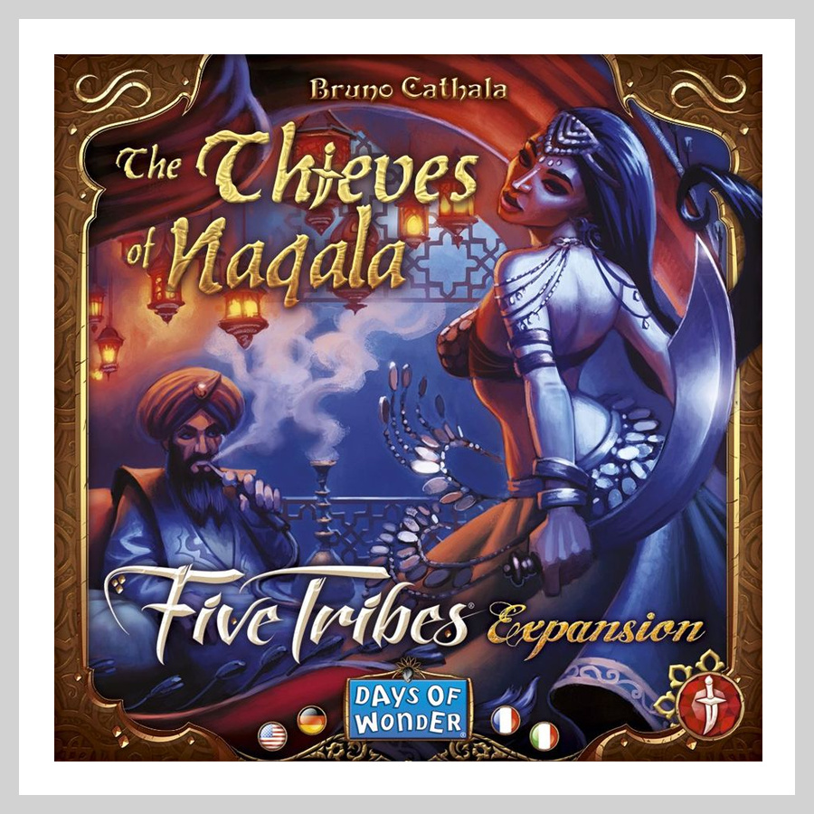Five Tribes - The Thieves of Naqala