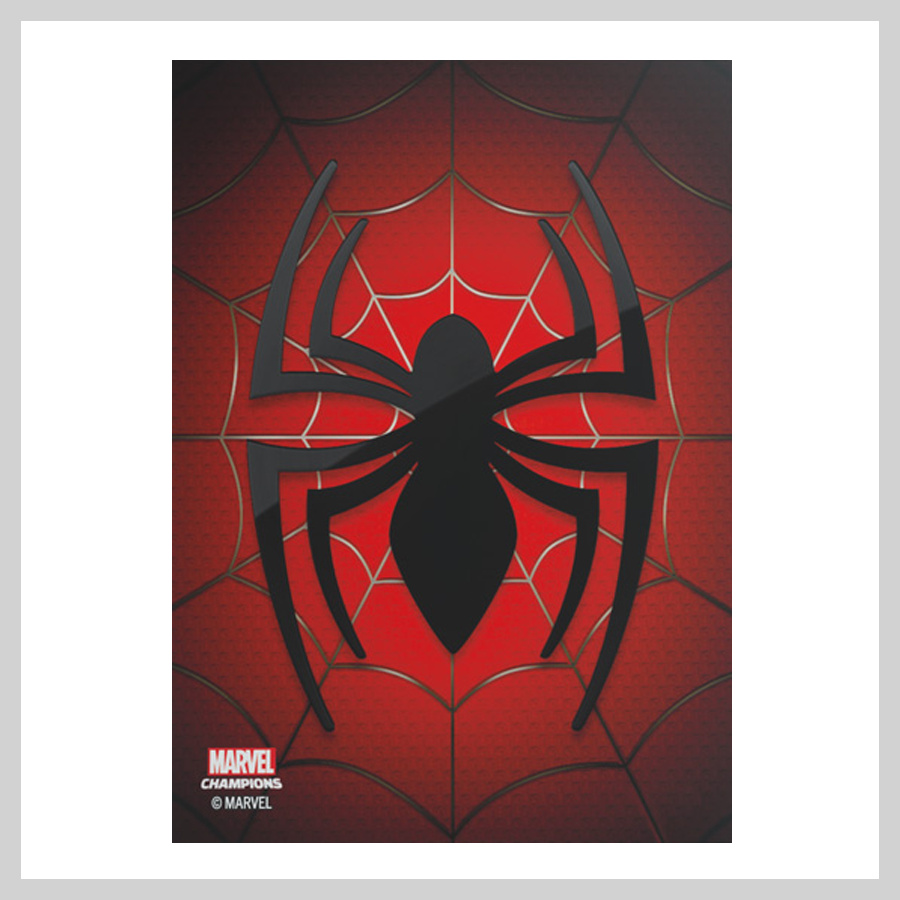 Obaly na karty 63 x 88 mm Spider-Man (Gamegenic)