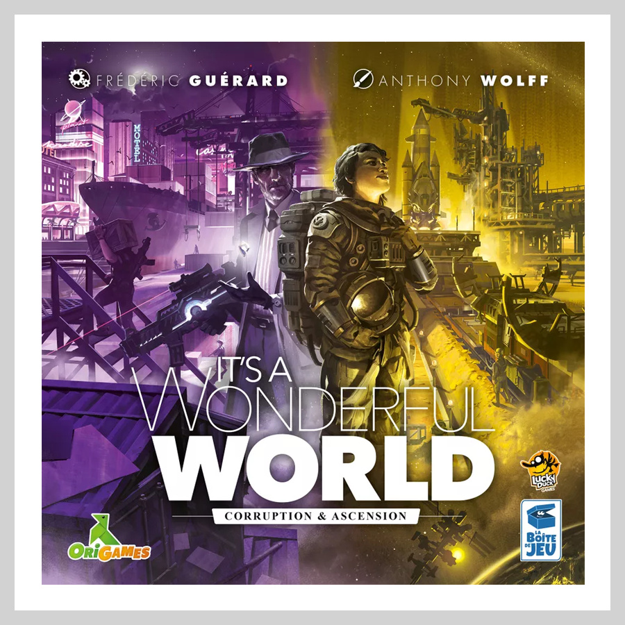 It's a Wonderful World - Corruption & Ascension CZ/EN