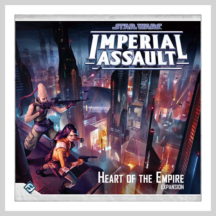 Star Wars: Imperial Assault - Heart of the Empire