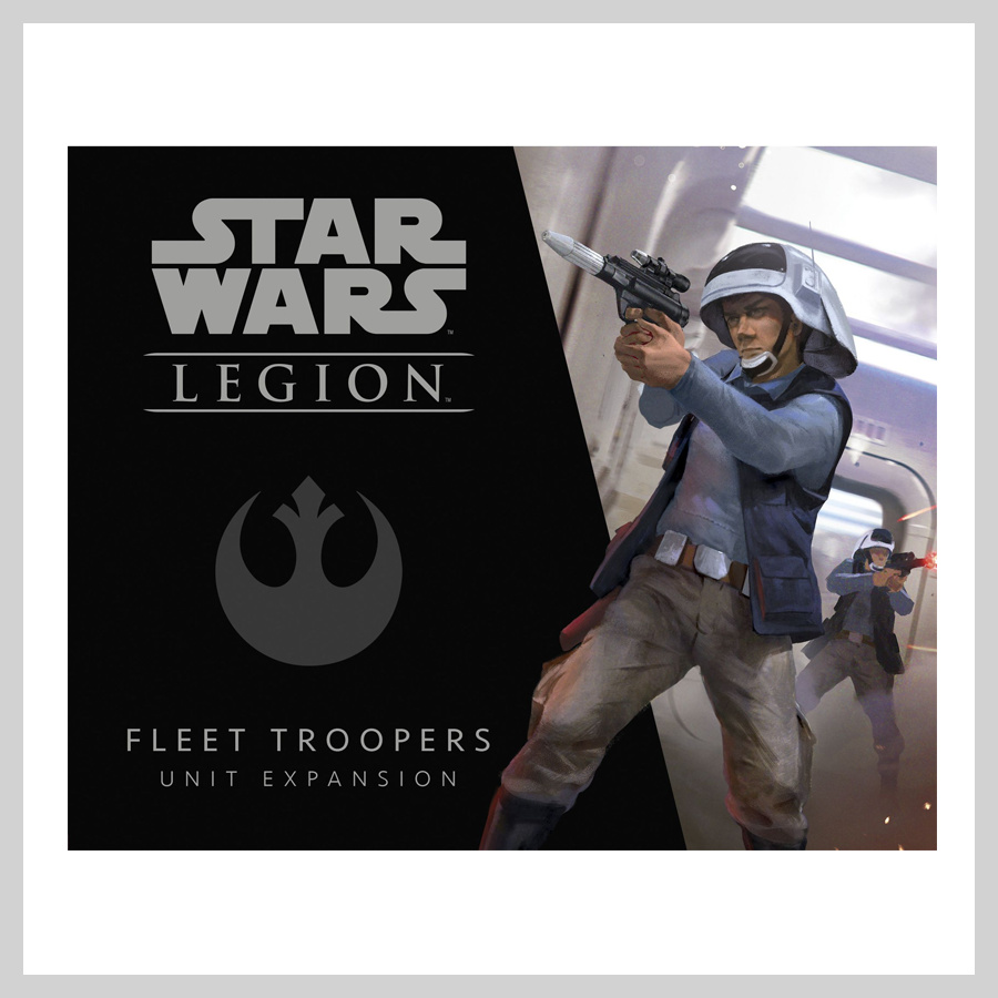 Star Wars: Legion - Fleet Troopers
