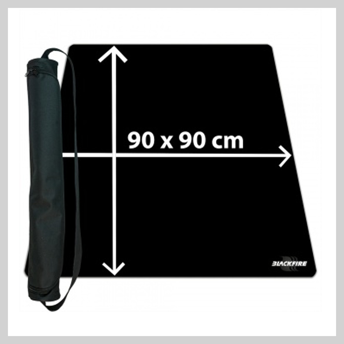 Playmat - Black (90x90)