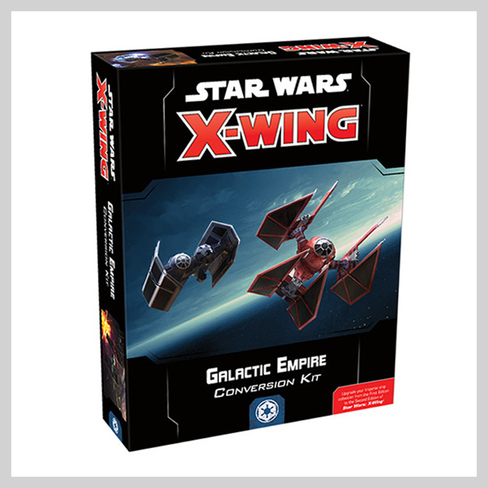 Star Wars: X-Wing (second edition) - Galactic Empire Conversion Kit