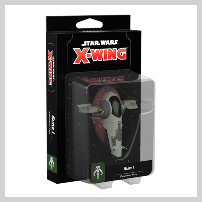 Star Wars: X-Wing (second edition) - Slave I