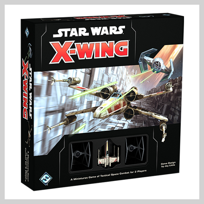 Star Wars: X-Wing (second edition) - Core set