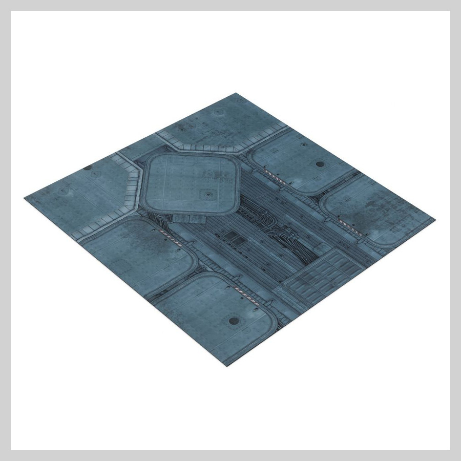 Playmat - Imperial Base (120x120)