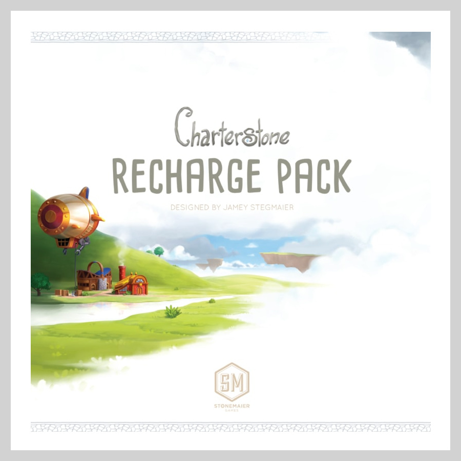 Charterstone CZ - Recharge pack