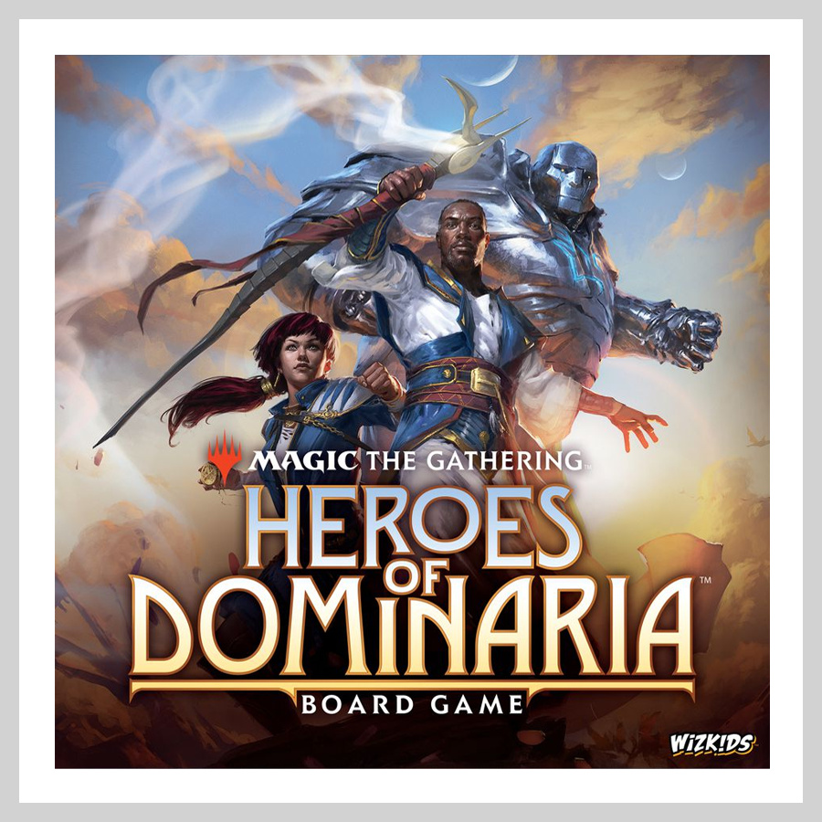 Magic the Gathering: Heroes of Dominaria - Standard edition