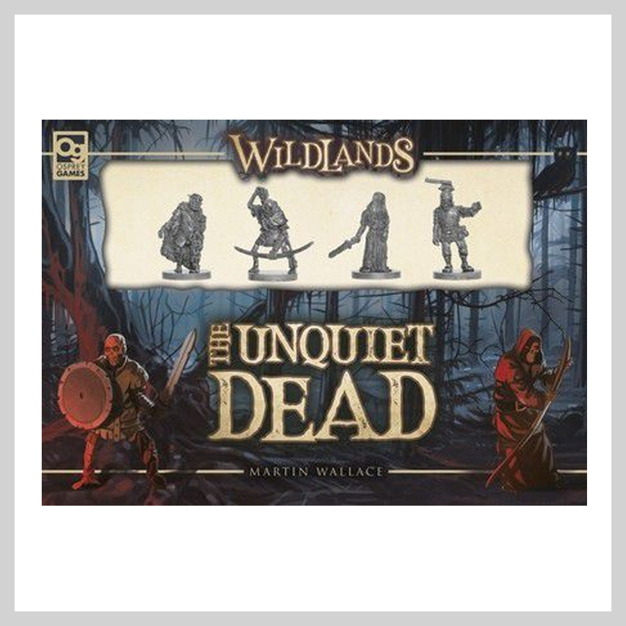 Wildlands - Unquite dead
