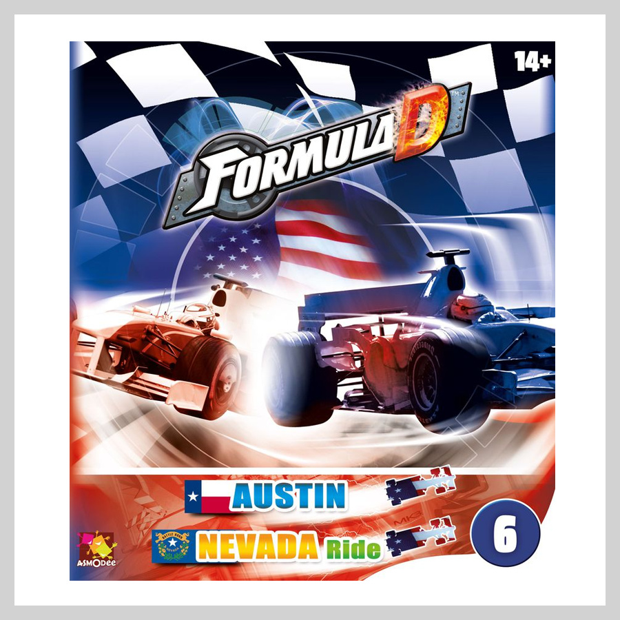 Formula D: Circuits 6 – Austin / Nevada Ride