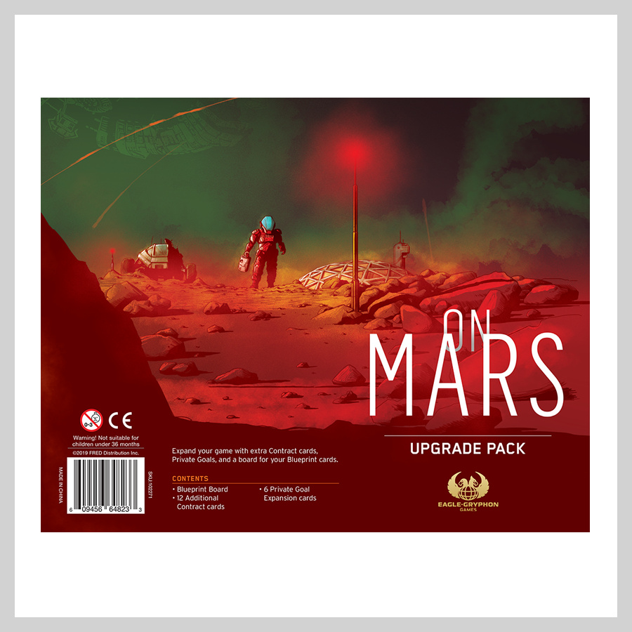 On Mars CZ - KS pack