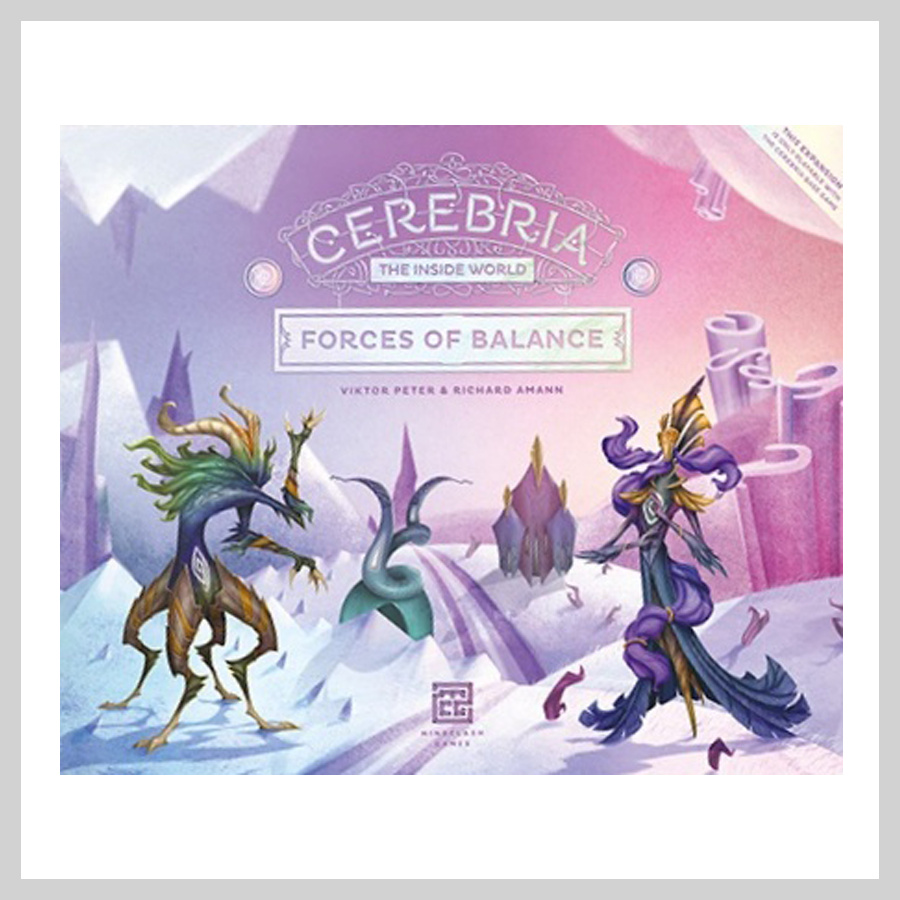 Cerebria: The Inside World - Forces of Balance