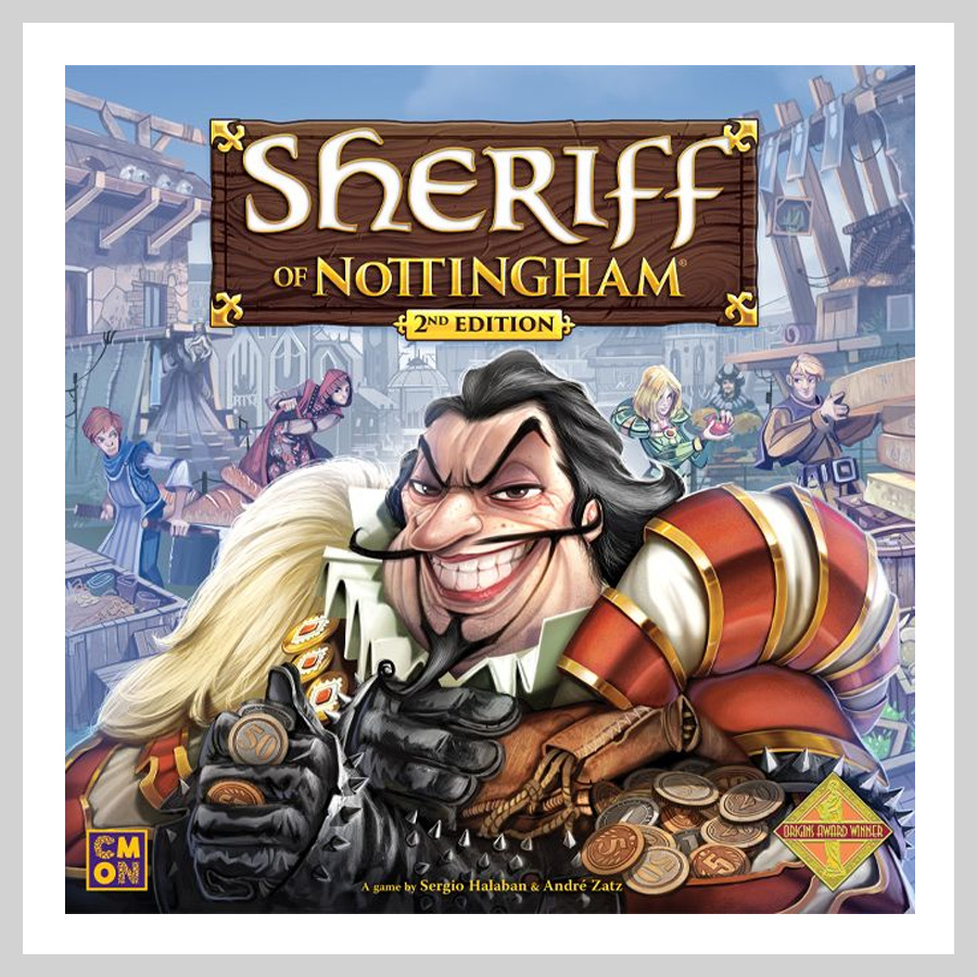 Sheriff of Nottingham (2nd Edition)