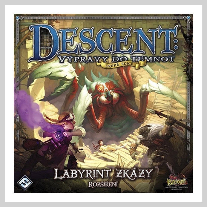 Descent: Labyrint zkázy (2.edice)