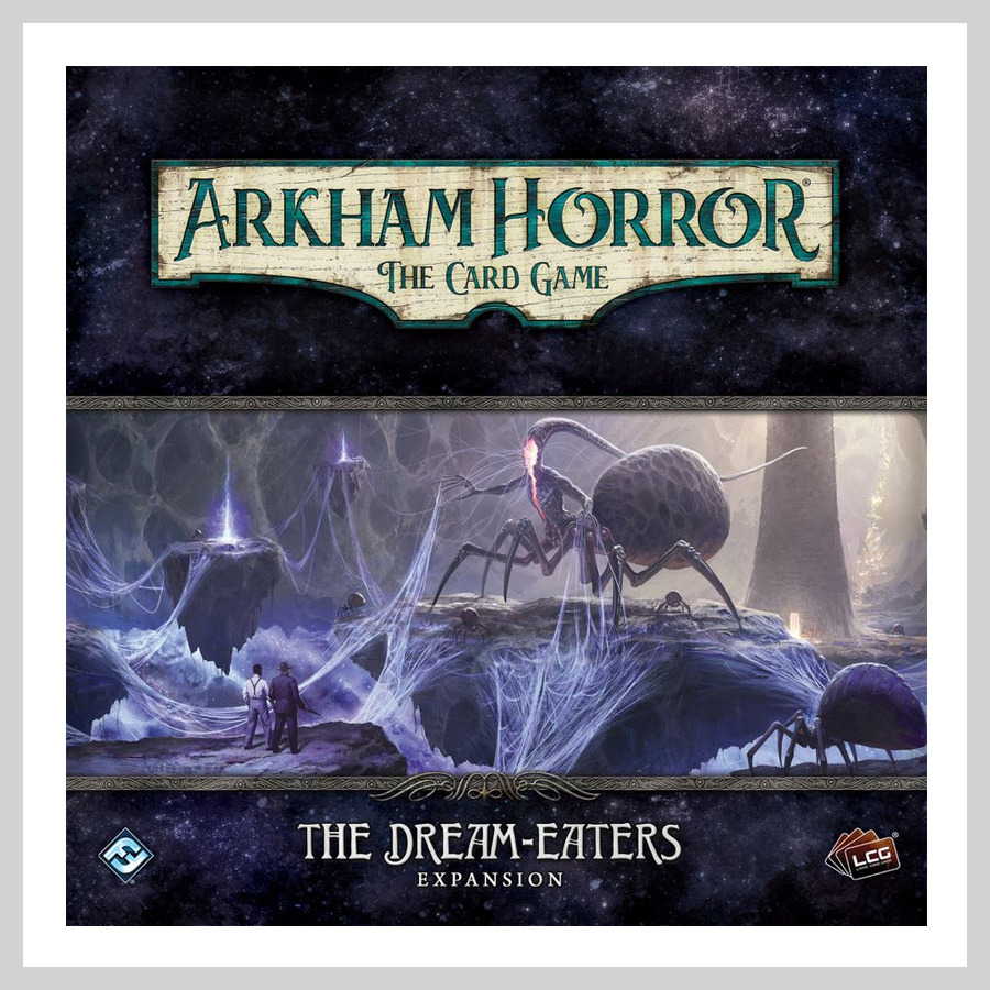 Arkham Horror LCG: The Dream-Eaters