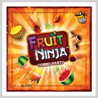 Fruit Ninja - Combo Party