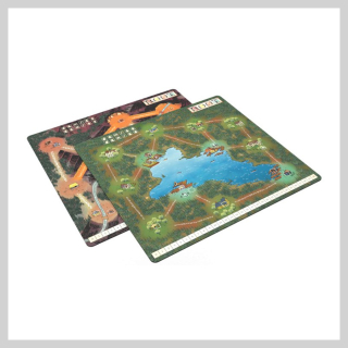 Root Playmat - Mountain / Lake