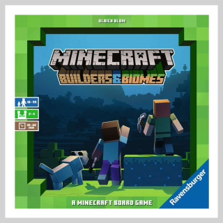 Minecraft Builders & Biomes