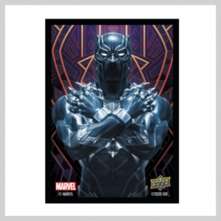 Obaly na karty 63 x 88 mm Black Panther (Upper Deck)