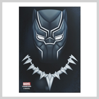 Obaly na karty 63 x 88 mm Black Panther (Gamegenic)