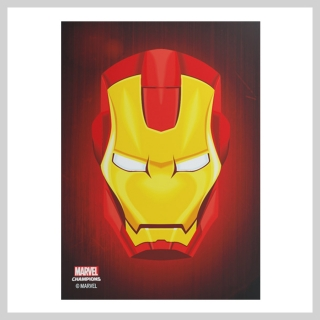 Obaly na karty 63 x 88 mm Iron Man (Gamegenic)
