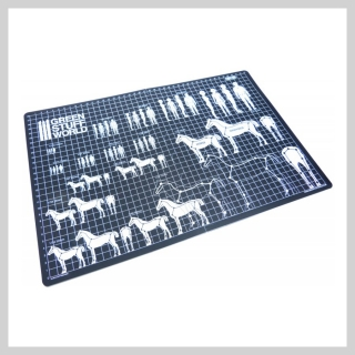 Green Stuff - Self-healing Cutting Mat A3