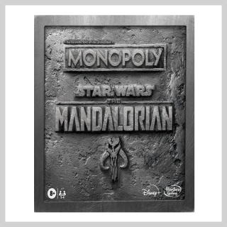 Monopoly Star Wars: Mandalorian Edition