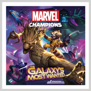 Marvel Champions: The Galaxy´s Most Wanted