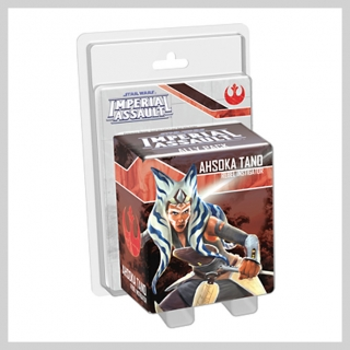 Star Wars: Imperial Assault - Ahsoka Tano Ally Pack