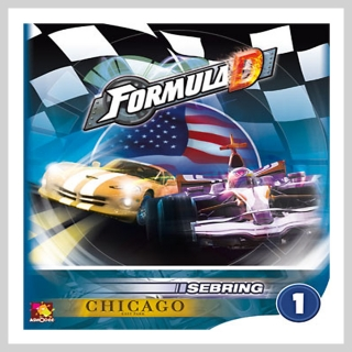 Formula D: Circuits 1 – Sebring / Chicago