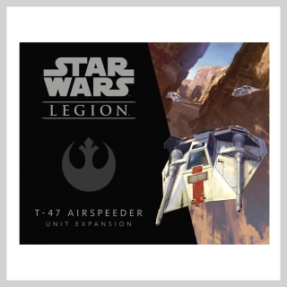 Star Wars: Legion - T-47 Airspeeder