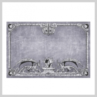 Playmat - Grey (60x40)