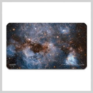 Playmat - Magellanic Cloud (61x35)