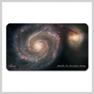 Playmat - Whirlpool Galaxy (61x35)