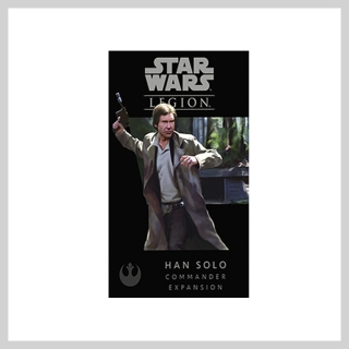 Star Wars: Legion - Han Solo Commander