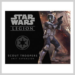 Star Wars Legion - Scout Troopers Unit Expansion