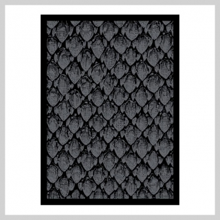 Obaly na karty 63 x 88 mm Dragonhide Black (Legion)