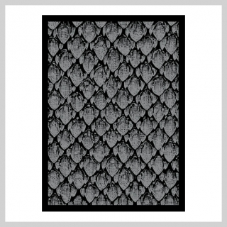 Obaly na karty 63 x 88 mm Dragonhide Silver (Legion)