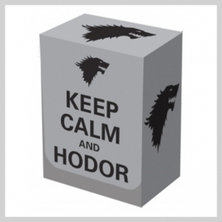 Krabička na karty - Keep Calm and Hodor
