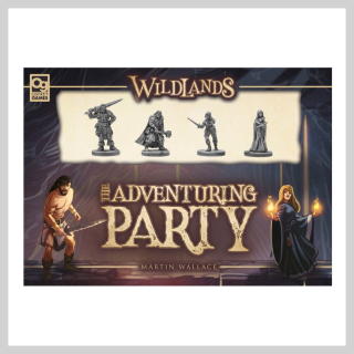 Wildlands - The Adventuring Party