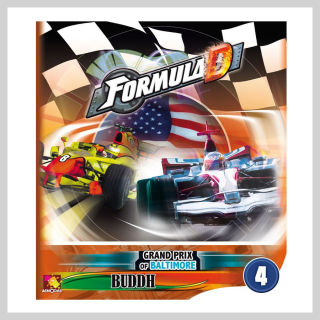 Formula D: Circuits 4 - Grand Prix of Baltimore / Buddh