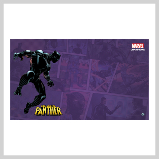 Marvel Champions: Black Panther Gamemat