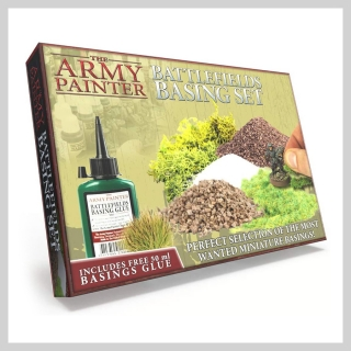 Army Painter - Battlefield Basing Set