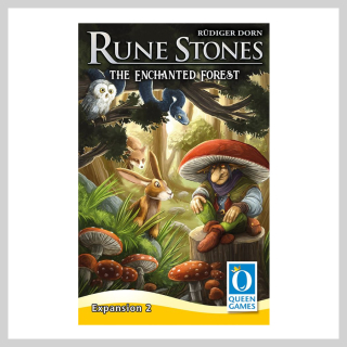 Rune Stones - Enchanted Forest