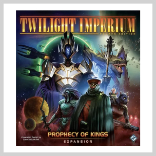 Twilight Imperium (4. edice) - Prophecy of Kings